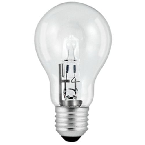 Polux A55 28W E27 halogen light bulb