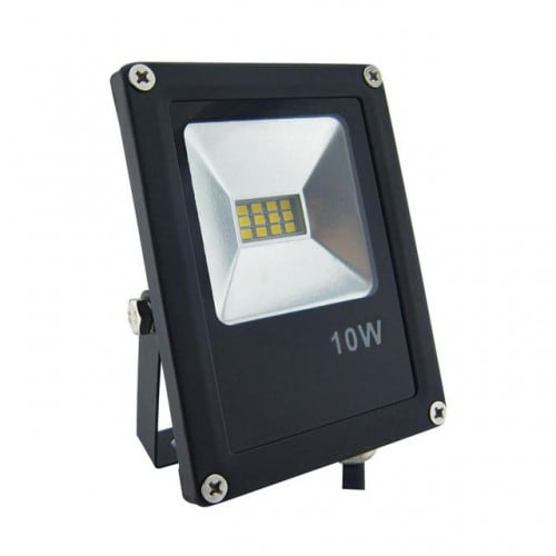 Projector LED POLUX SMD 10W IP65 black