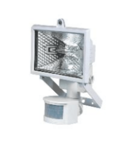 POLUX PH78WSR halogen projector with white sensor