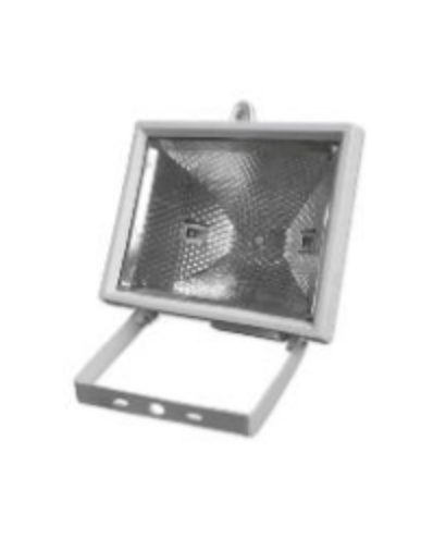 Halogen projector POLUX PH118W white