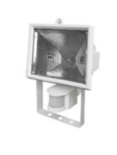 POLUX PH118WSR halogen projector with white sensor