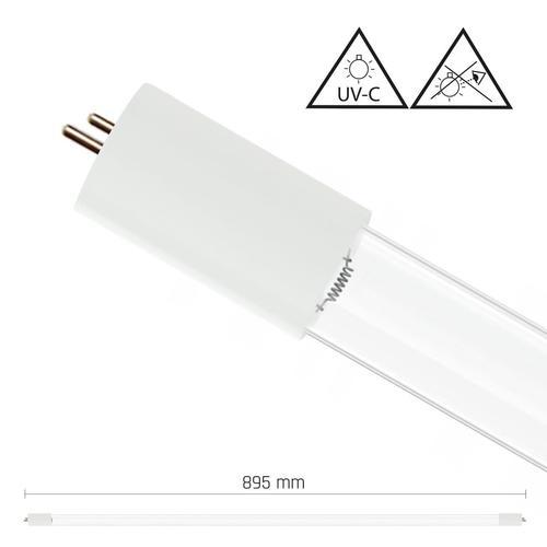 M Fluorescent lamp 30w Tuv Uvc Spectrum
