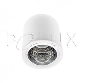Surface mounted metal luminaire POLUX JUPITER MD-3011 white small 1