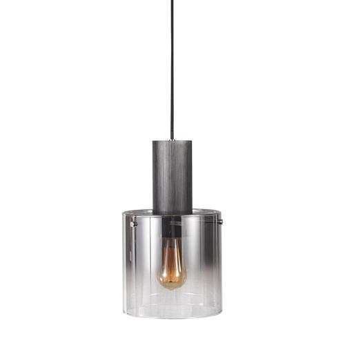 Black Javier E27 Hanging Lamp