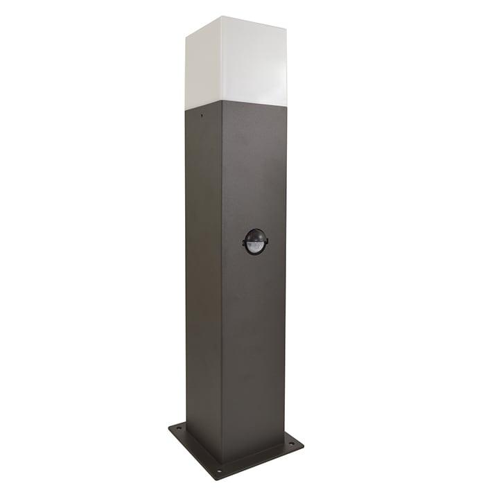 Innovative garden pole (44cm) - NEW YORK (1xE27 average with sensor)