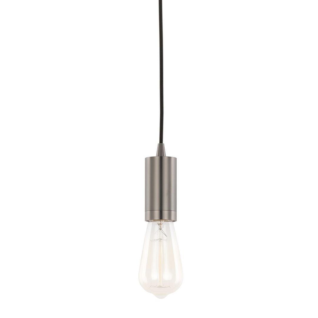 Black Hanging Lamp Moderna E27