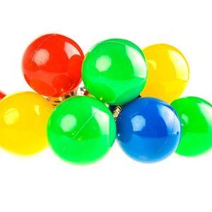 Colorful Plastic Led Bulbs small 1