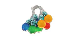 Colorful Plastic Led Bulbs small 2