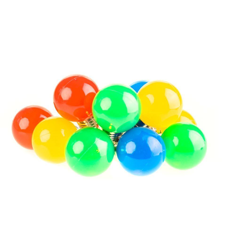 Colorful Plastic Led Bulbs