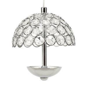 1x5W Venus Crystal Pendant Lamp Led small 4