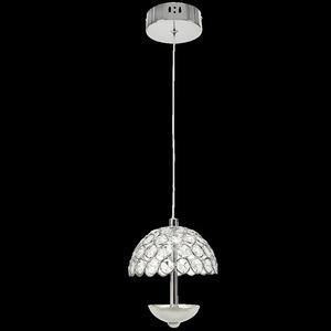 1x5W Venus Crystal Pendant Lamp Led small 6