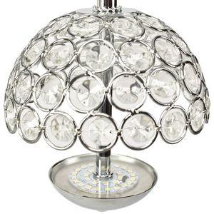Crystal Pendant Lamp Venus 3 x 5 W Led small 2