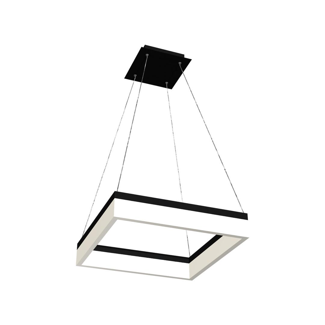 Black Nero 32 W Led Pendant Lamp