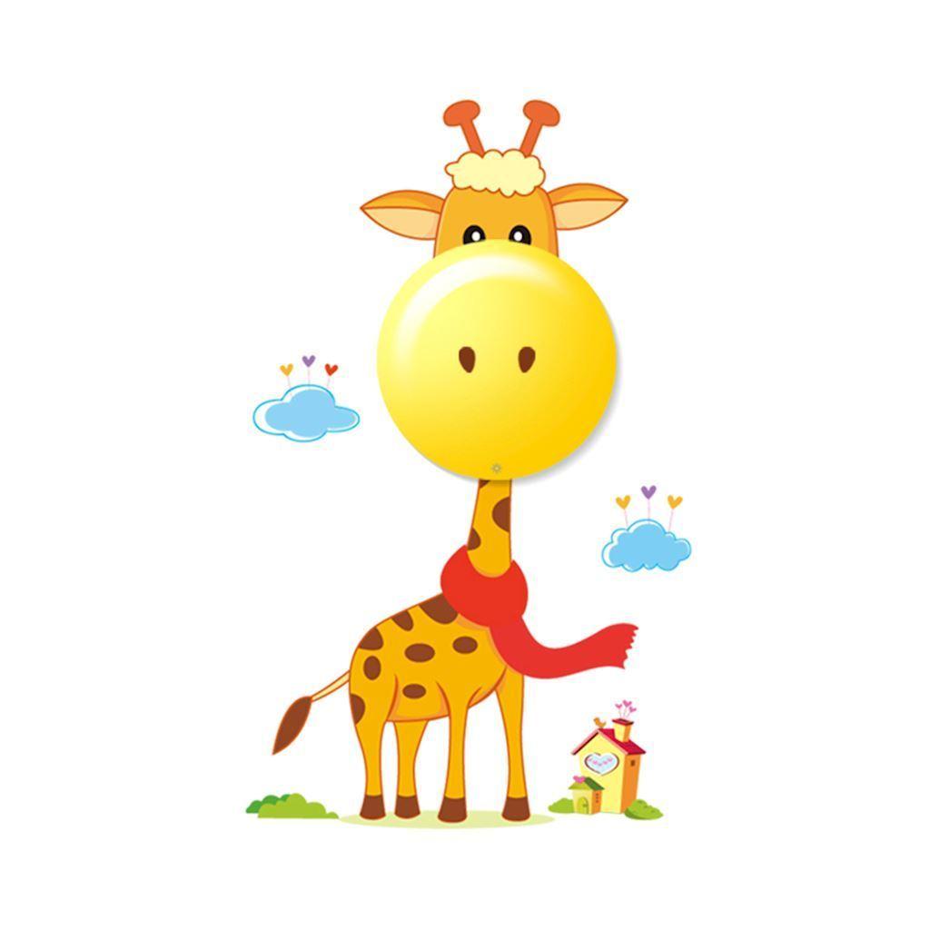 Children's lamp Giraffe 0.6 W Led