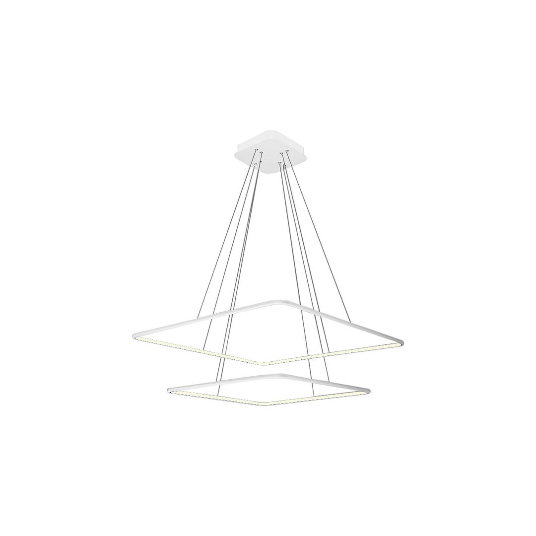 Nix White 50 W Led Pendant Lamp