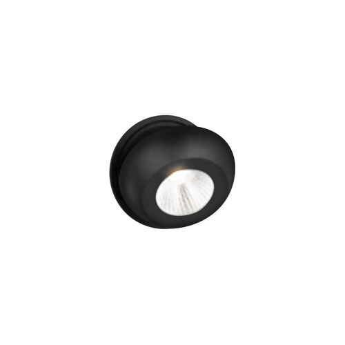 Black 10 W LED Flare Pendant Lamp