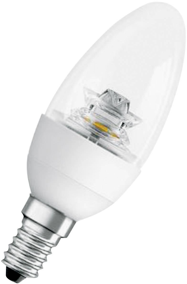 OSRAM LED Candle 6 W 470 lm Transparent glass