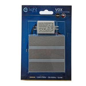 Silver Vox Warm color 3000 K small 3
