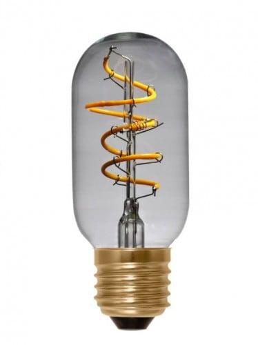 Ozdobna Żarówka Edison LED Tuba T45 E27 Segula