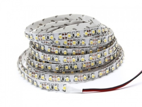 120 W 48 W strip. Cold white color. Ip20. (5 Meters)
