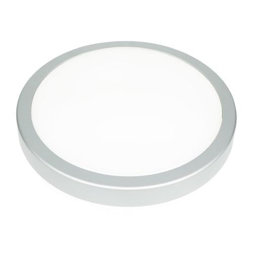 Silver Led Plafond 18 W 3000 K Ip65 IP65