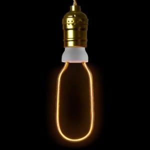 Decorative LED ART Tube bulb, 8W, E27 small 1