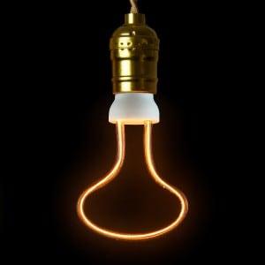 Decorative bulb LED ART Reflector, 8W, E27 small 1
