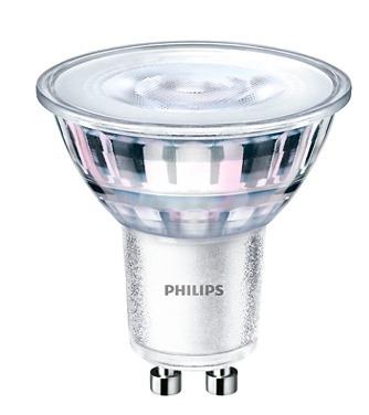 PHILIPS LED CorePro MR16 bulb 4,6 W = 50 W GU10 Warm White