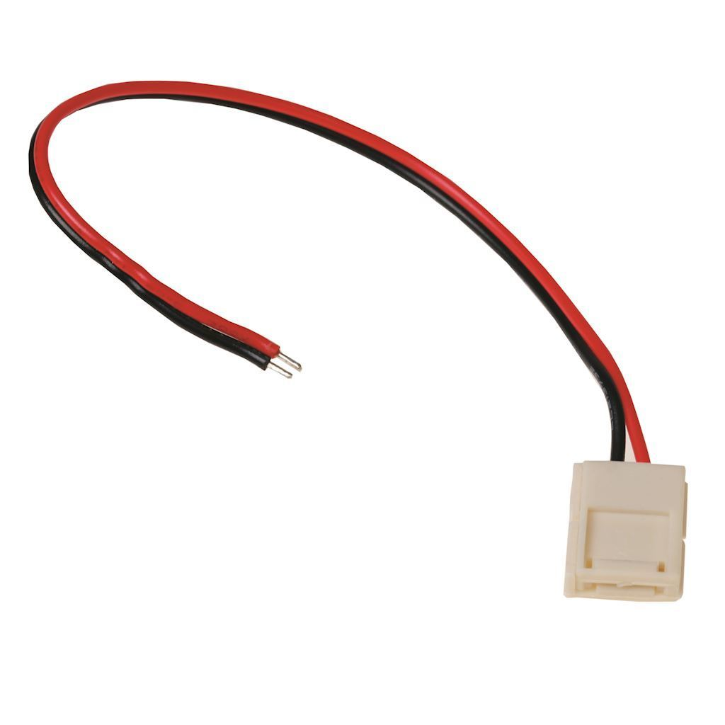 Led 8mm connector. One Side Liaison.