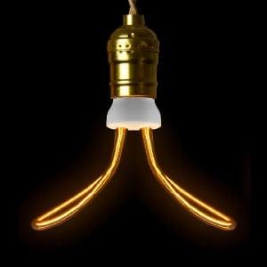 Decorative LED Art Butterfly Bulb, 12W, E27 small 1