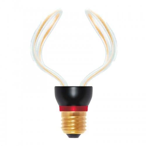 Decorative bulb LED Art Globo, 12W, E27