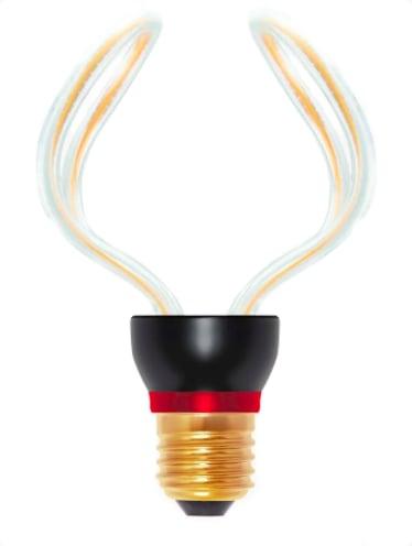 Decorative bulb LED Art Globo 2, 12W, E27