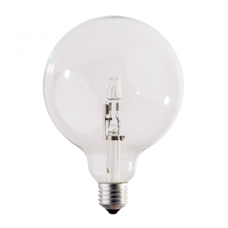 Halogen Decorative bulb eco 12.5 cm 28 W