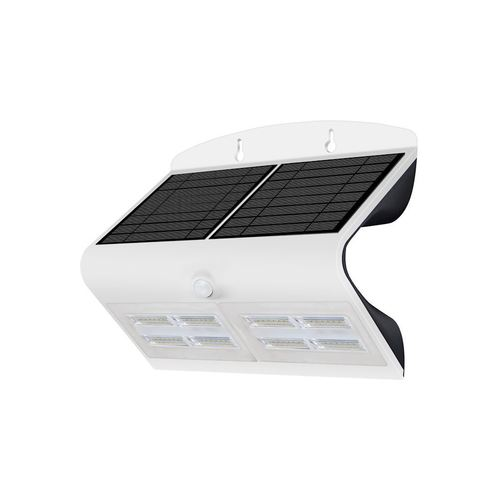 White Solar Butterfly Lamp 6.8 W IP65