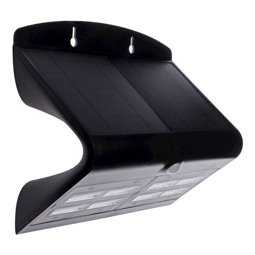 Black Butterfly Solar Lamp 6.8 W IP65