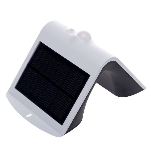 White Solar Butterfly Lamp 1.5 W IP65