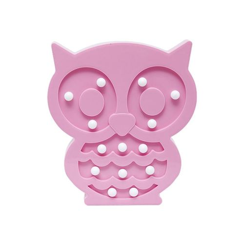 Plastic Led Owl