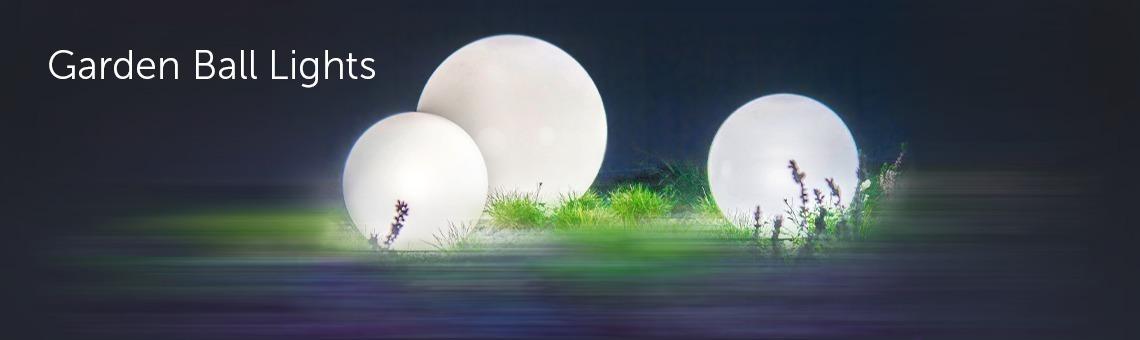 Buy garden ball lights