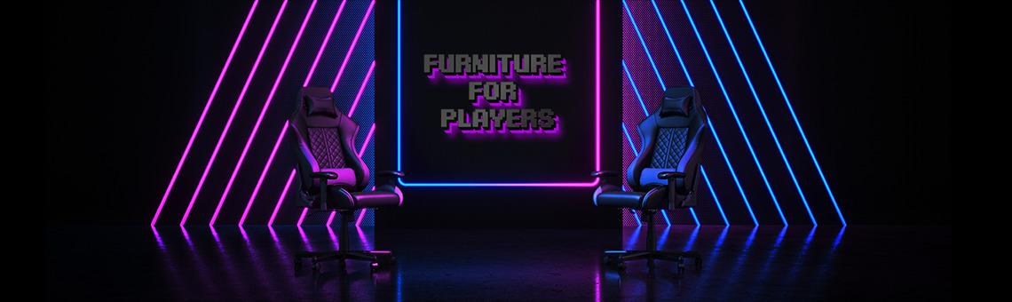 Gaming Furniture - Lunares